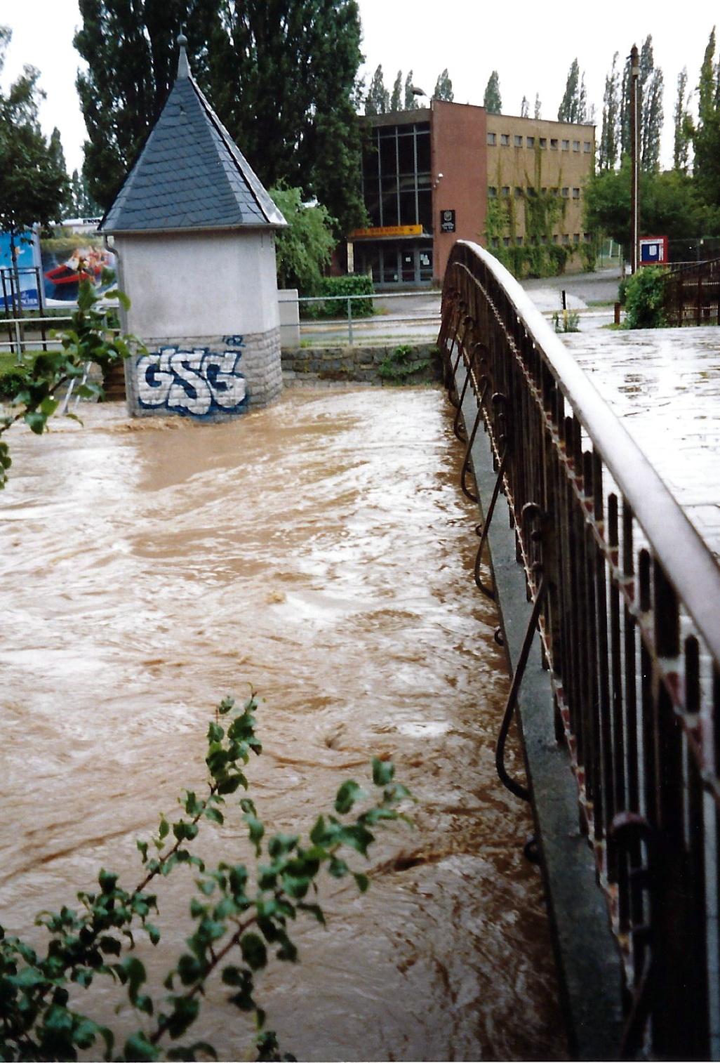 Weißeritz Brücke